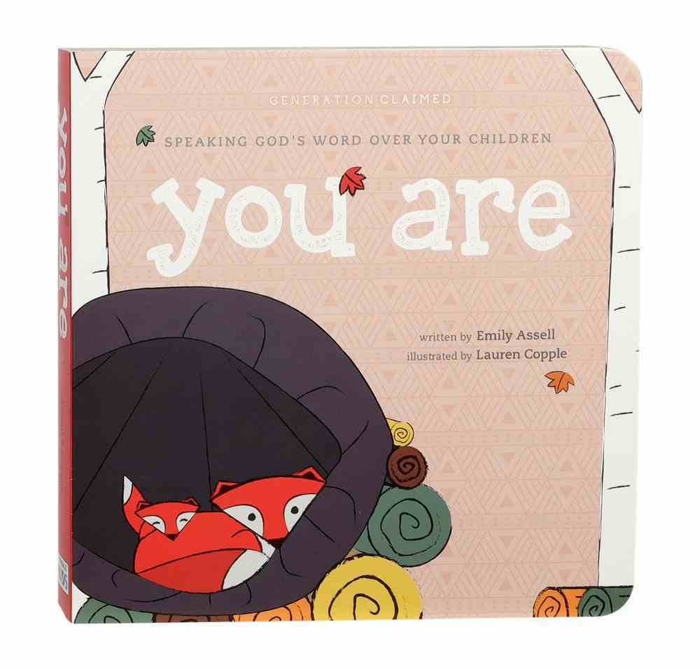 A Collection of Bible Promises: You Are/Tonight/Chosen (3-book Set) Board Book