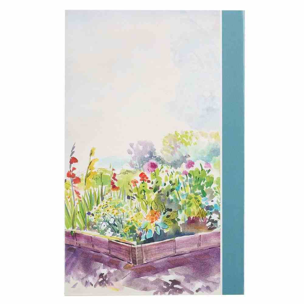 Journal: Surely Goodness Garden (Psalm 23:6) Flexi Back