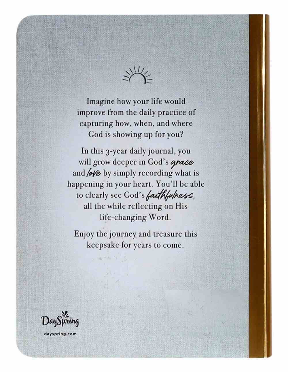 Journal: A Question a Day: A 3-Year Inspirational Journey Flexi Back