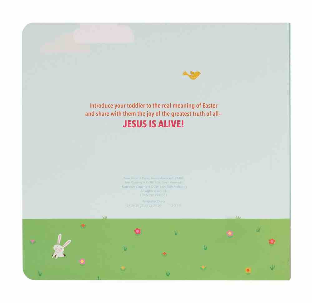 Jesus Rose For Me: The True Story of Easter Board Book