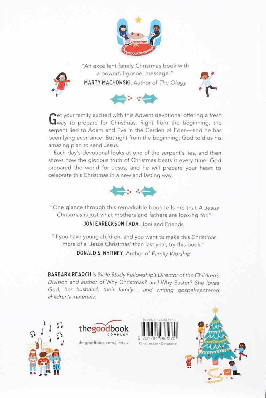 A Jesus Christmas: Explore God's Amazing Plan For Christmas Paperback