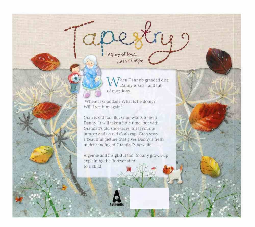 Tapestry: A Story of Love, Loss and Hope Paperback