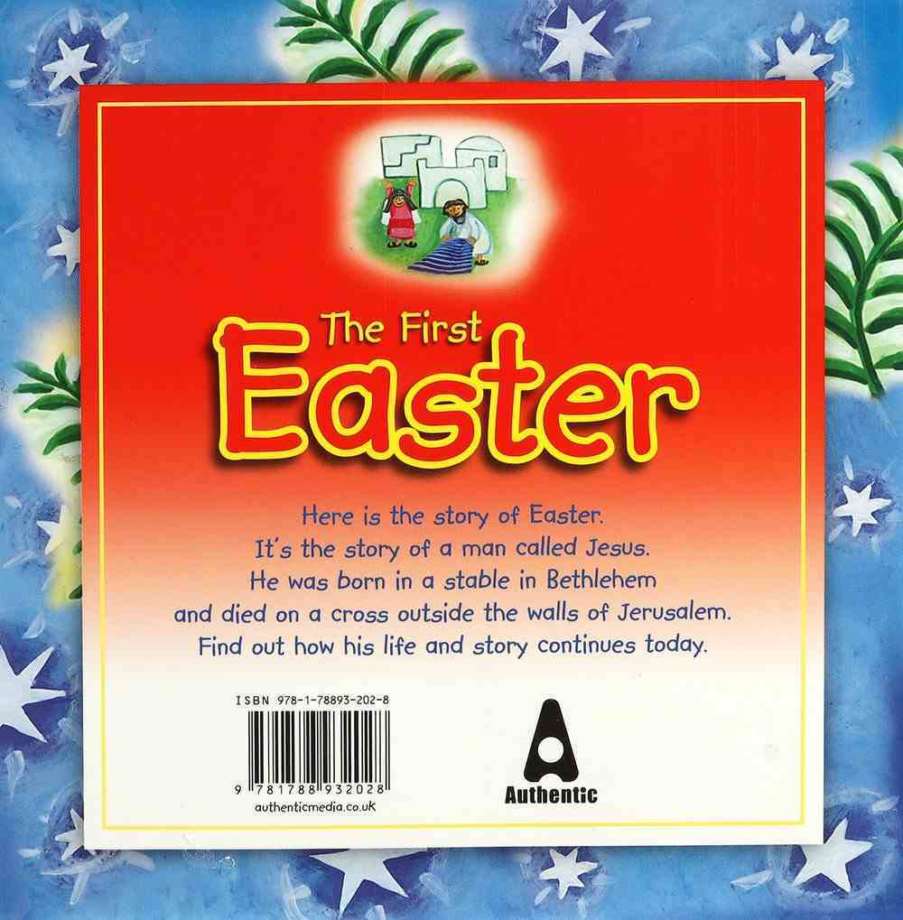 The First Easter Paperback