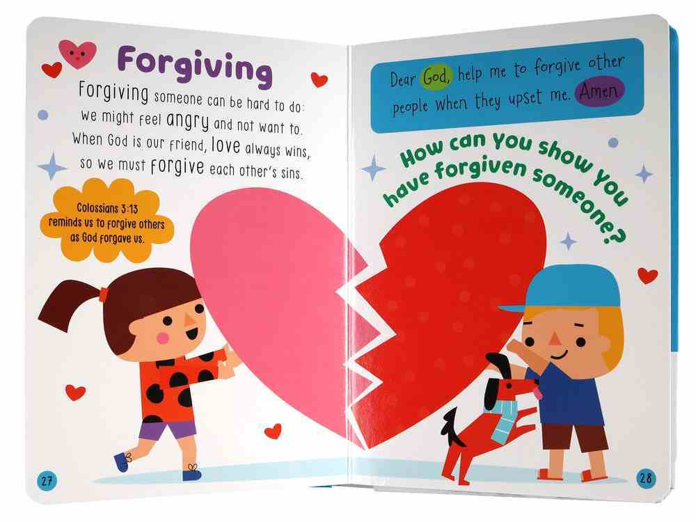 Jesus and Me Board Book