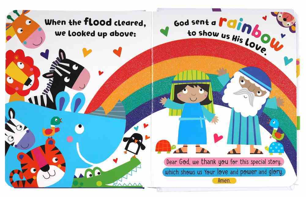 Noah and the Ark (Touch And Feel) Padded Board Book