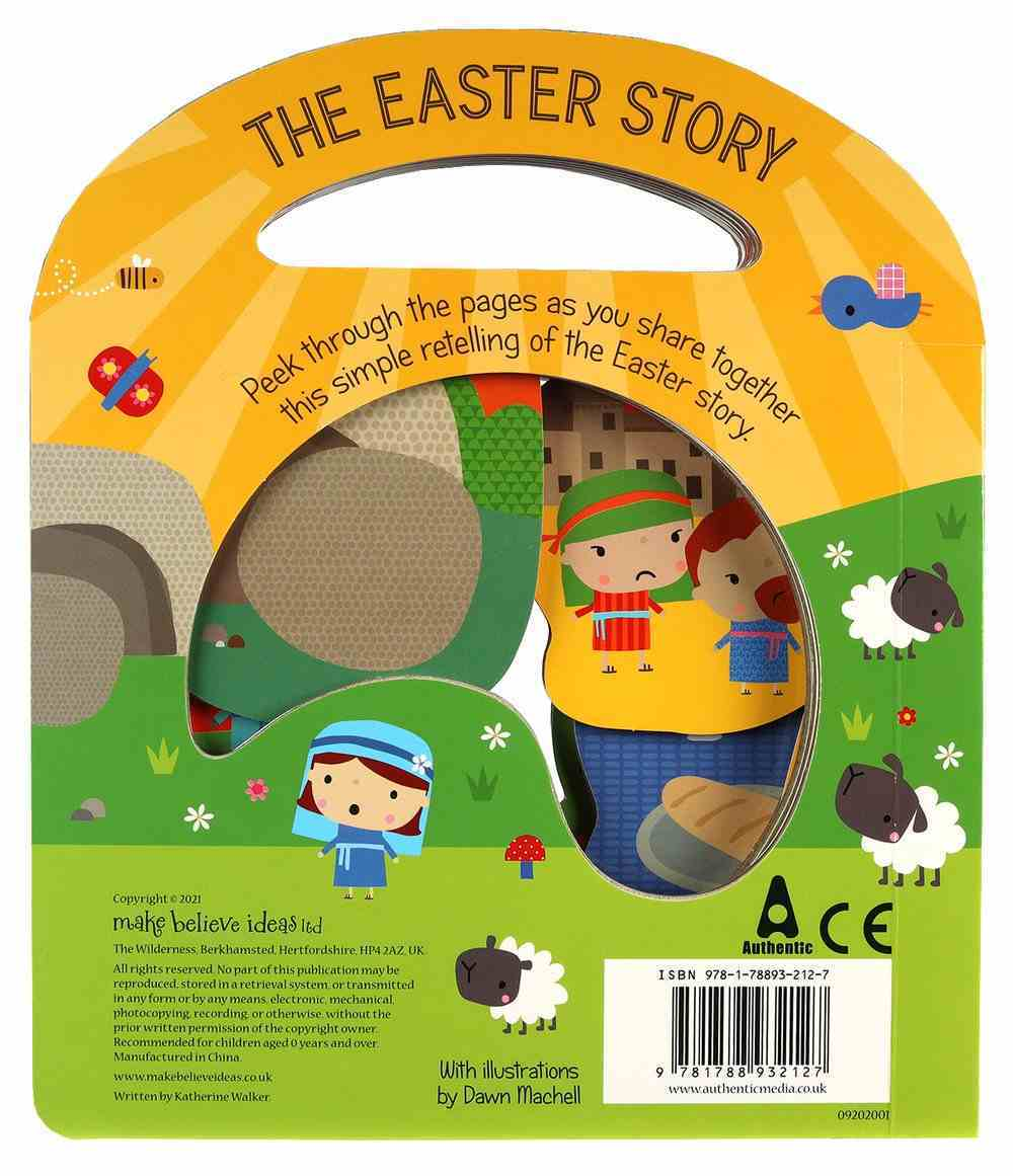 The Easter Story (With Carry Handle) Board Book