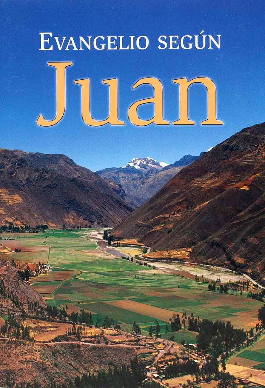 Spanish Gospel of John (Black Letter Edition) Paperback