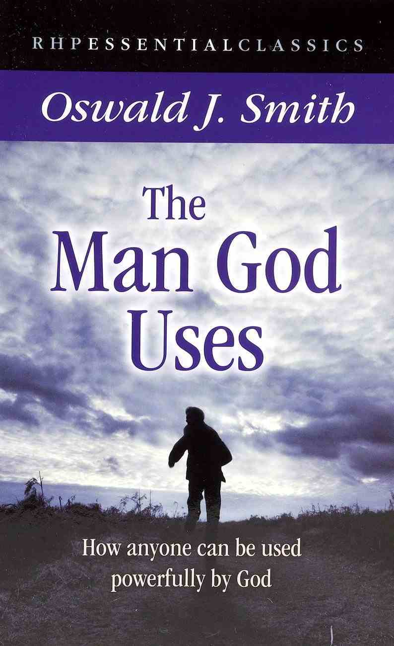 The Man God Uses Paperback