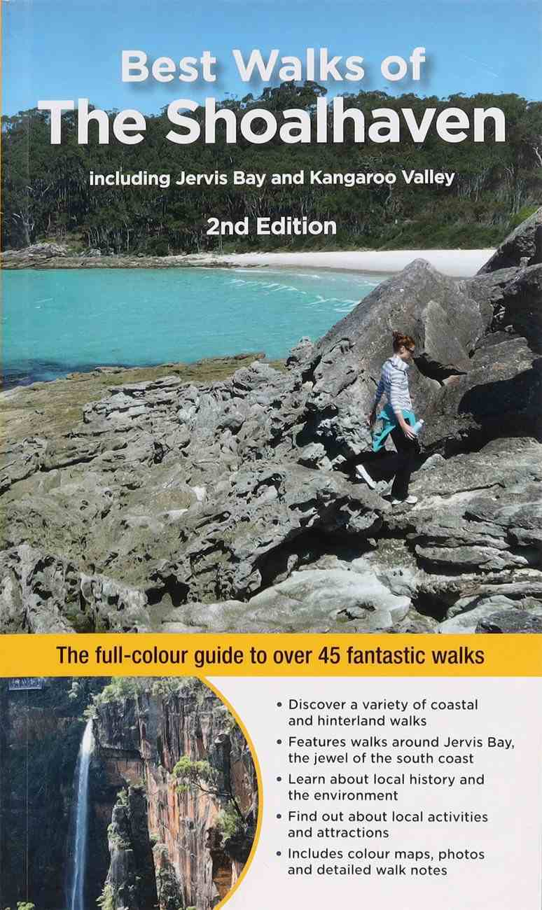 Best Walks of the Shoalhaven (2nd Edition) (Walking Series) Paperback