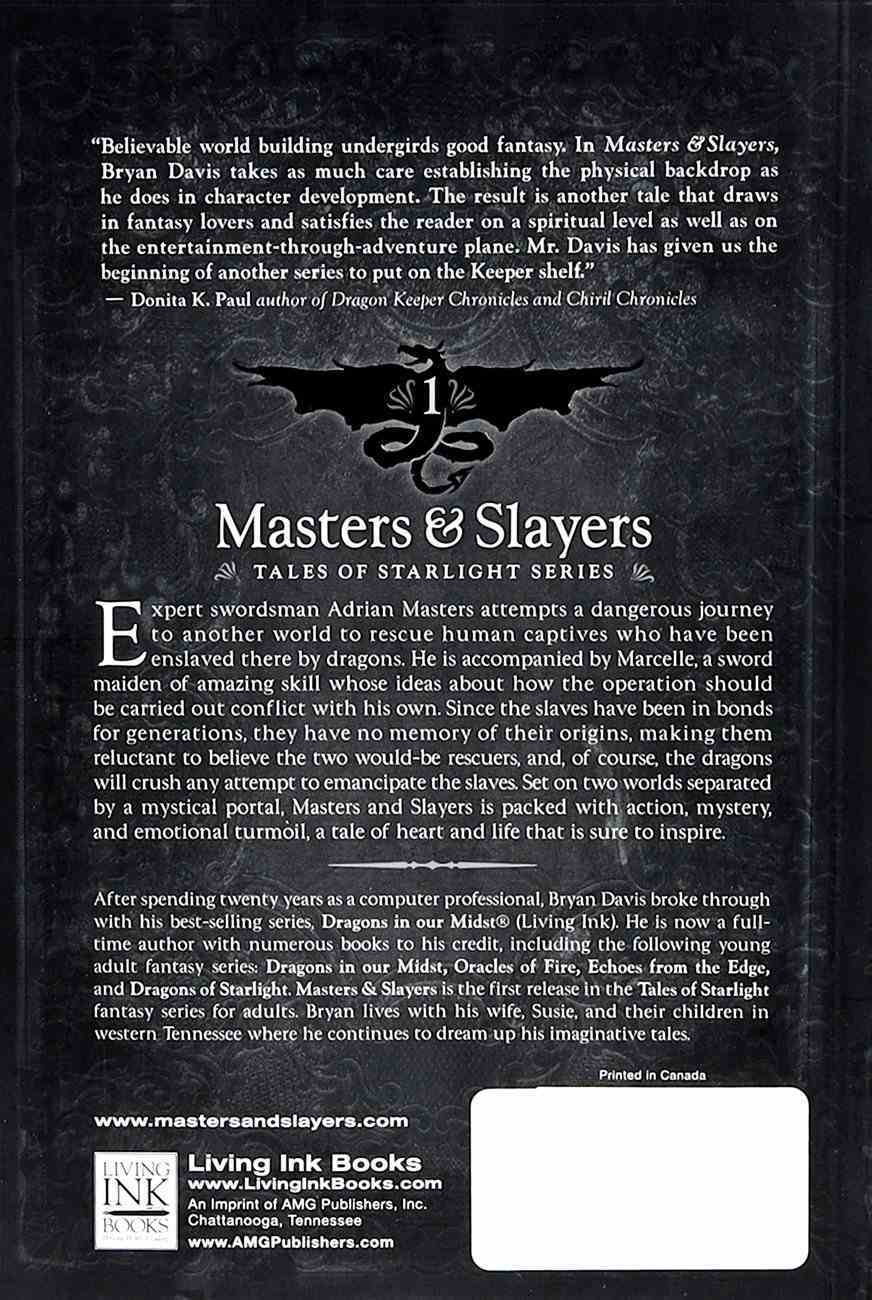 Masters and Slayers (2nd Edition) (#01 in Tales Of Starlight Series) Paperback