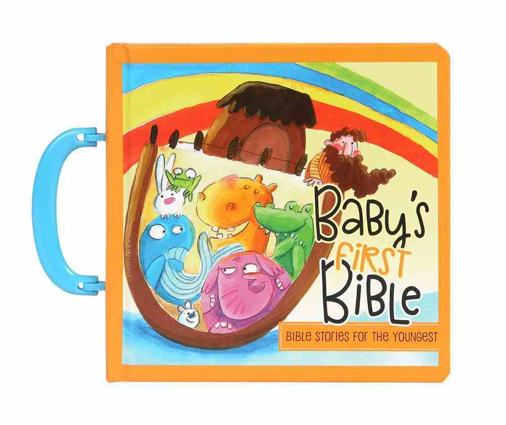 Baby's First Bible Board Book