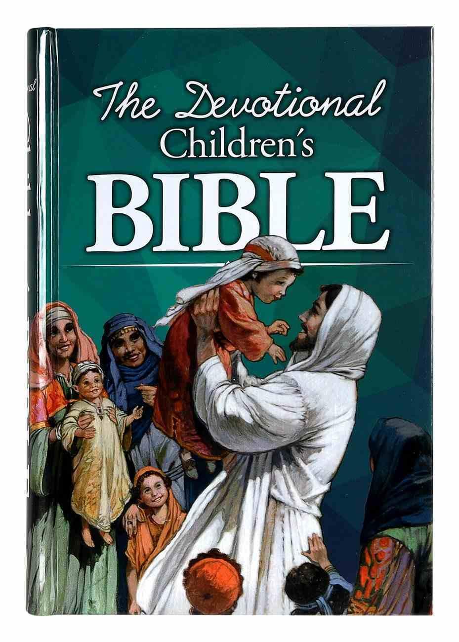 The Devotional Children's Bible Hardback