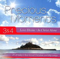Album Image for Precious Moments 3 & 4 Double CD: Love Divine/In Christ Alone - DISC 1