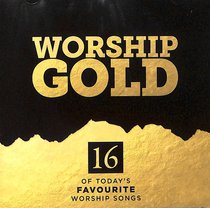 Album Image for Worship Gold: 16 of Today's Favourite Worship Songs - DISC 1