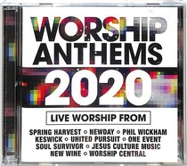 Album Image for Worship Anthems 2020 Double CD - DISC 1