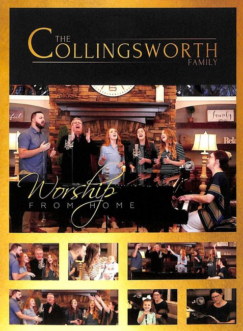 Product: Dvd Worship From Home Image