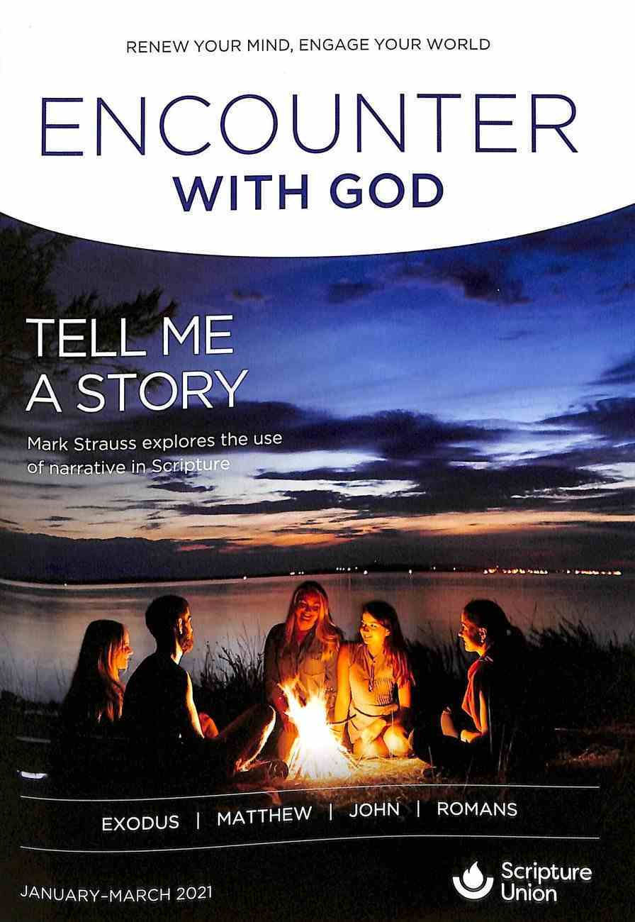 Encounter With God 2021 #01: Jan-Mar Paperback