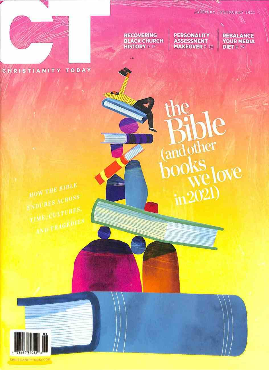 Christianity Today 2021 #01 & #02: Jan & Feb (Double Issue) Magazine