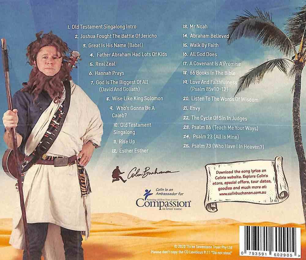 Colin Buchanan's Old Testament Sing-A-Long CD