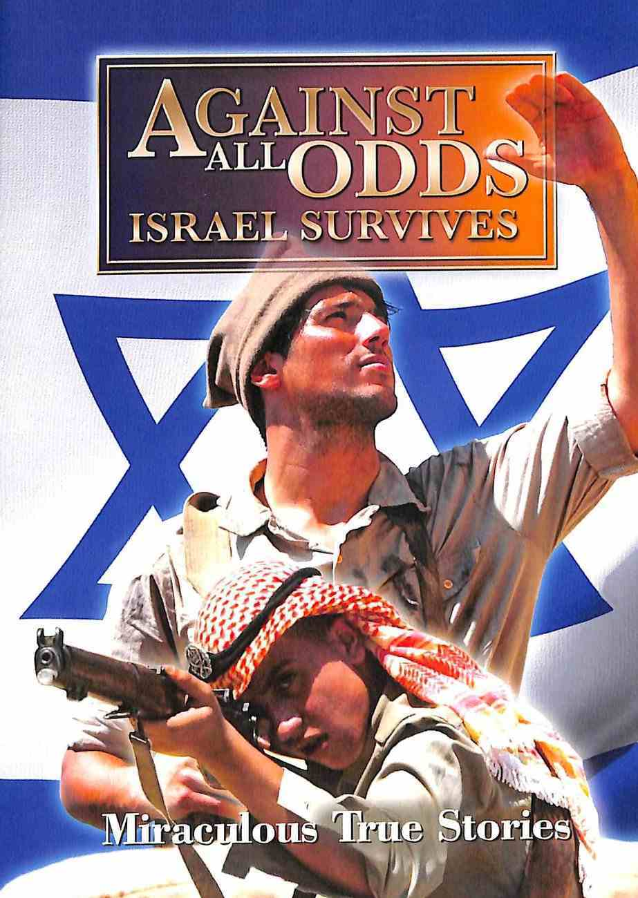 Against All Odds: Israel Survives (Feature Film) DVD