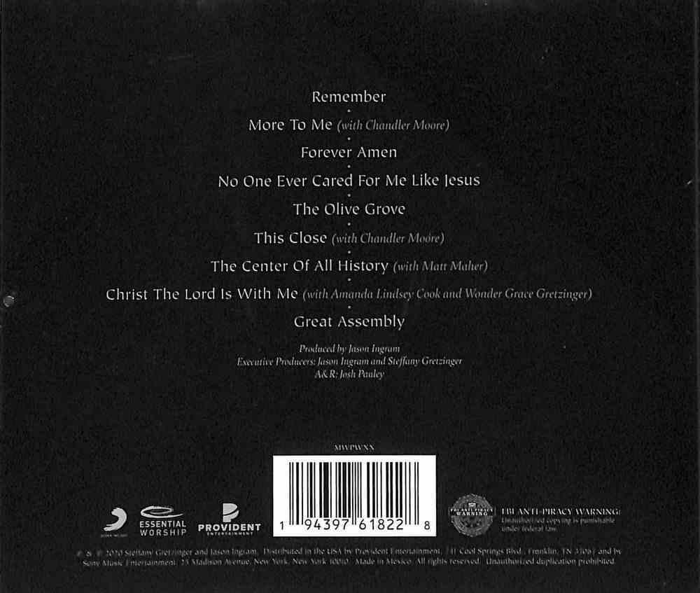 Forever Amen CD