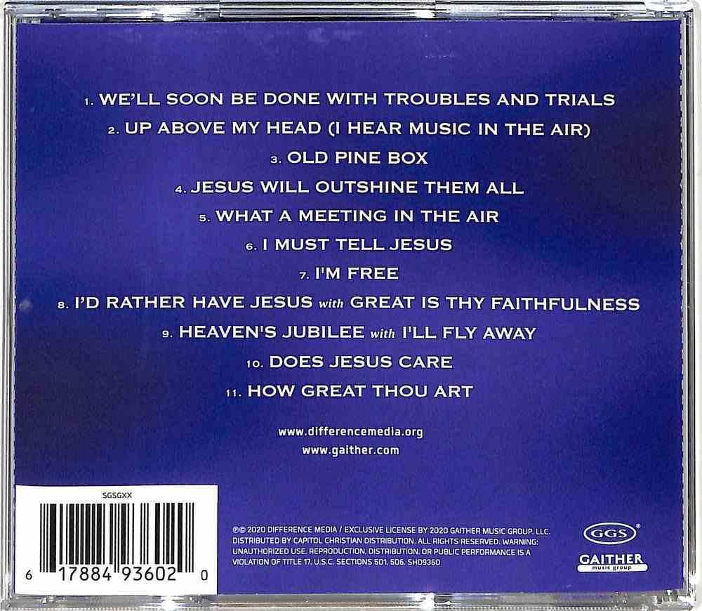 Great is Thy Faithfulness CD