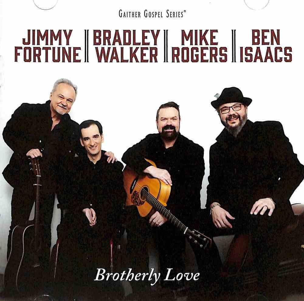 Brotherly Love CD