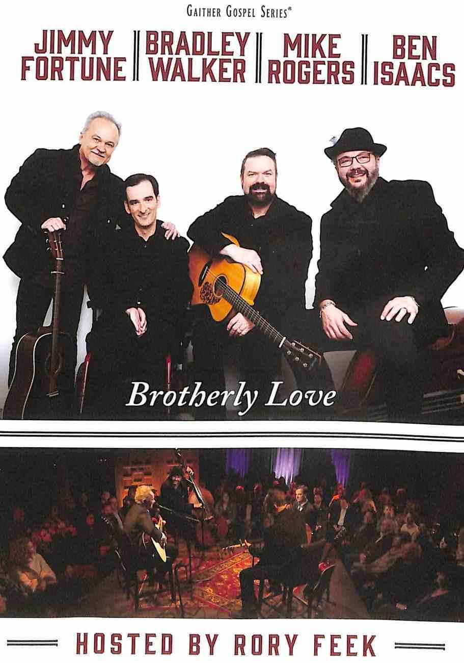 Brotherly Love DVD