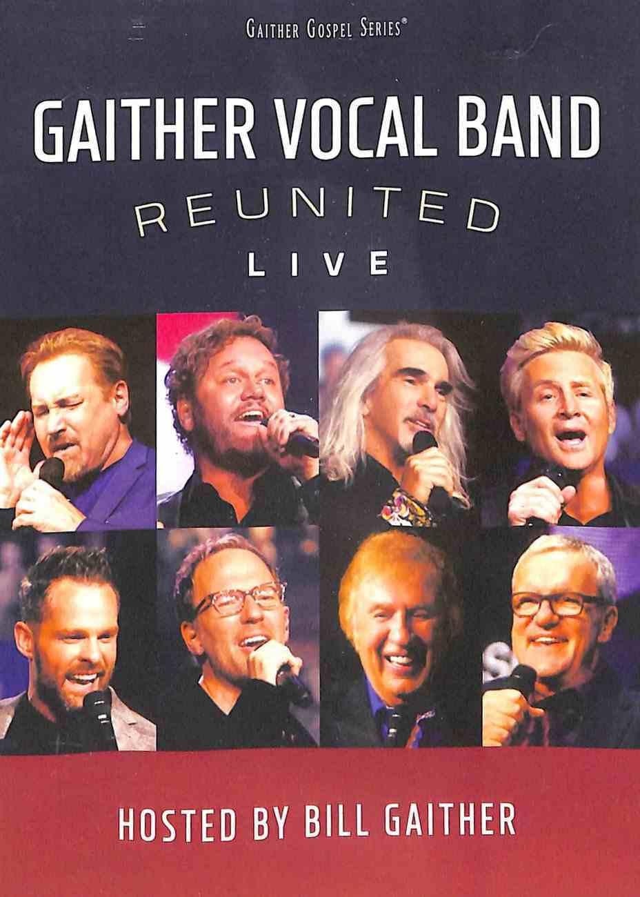 Reunited Live DVD