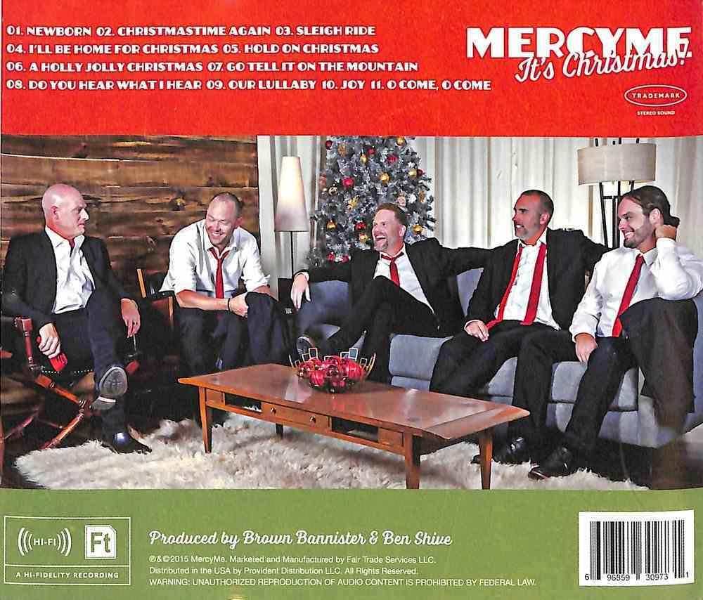 Mercyme! It's Christmas CD