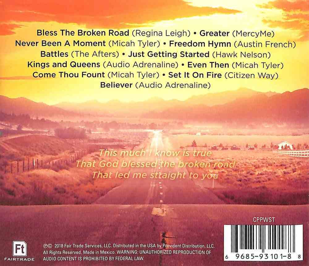 God Bless the Broken Road: Inspired By CD