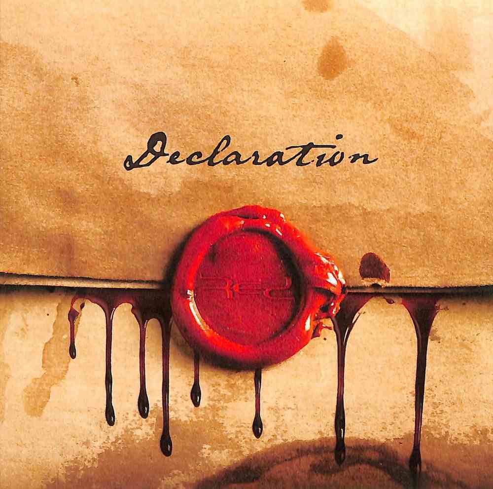 Declaration CD