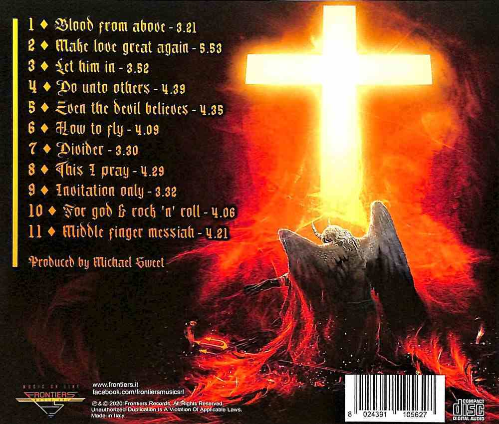 Even the Devil Believes CD