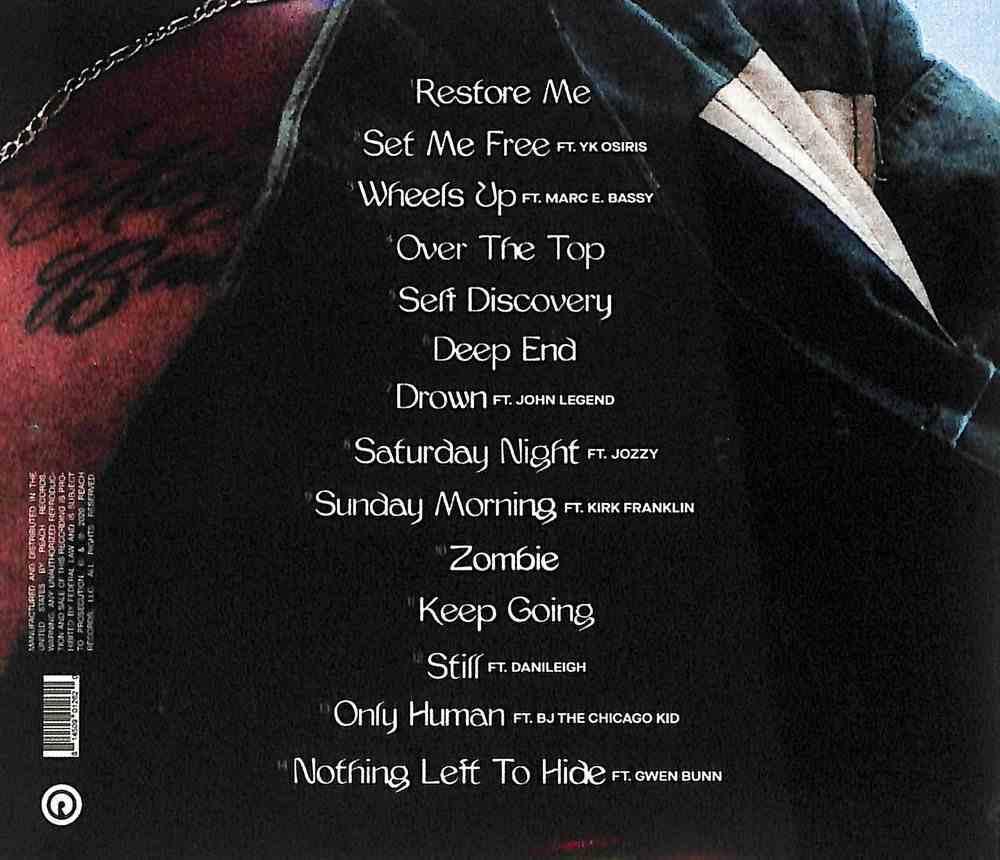 Restoration CD