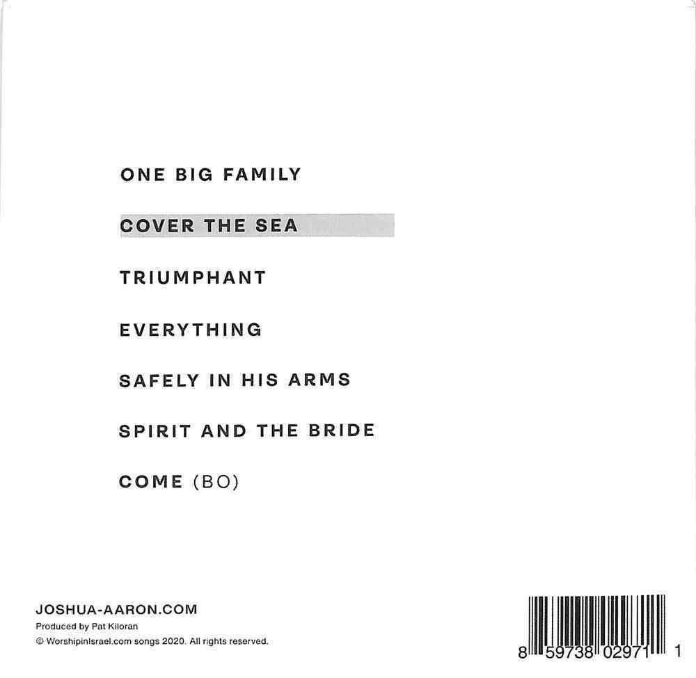 Cover the Sea CD