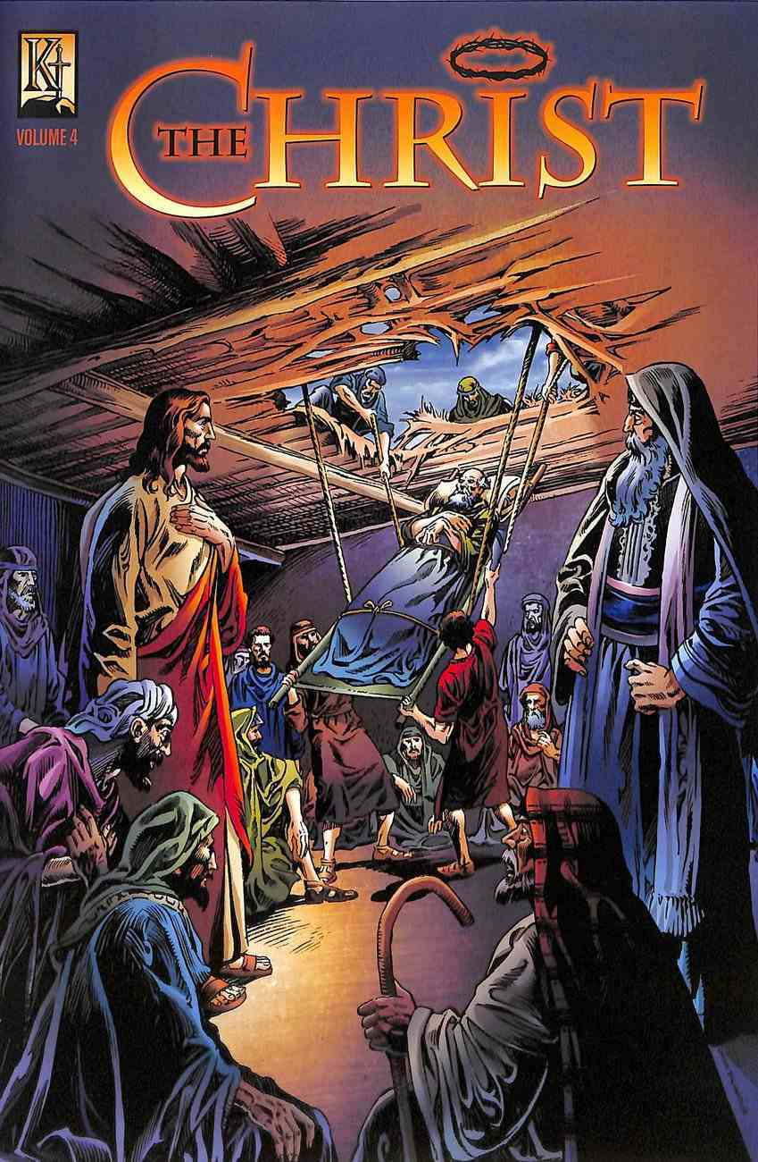 Kingstone Comic: The Christ #04 (Kingstone Comic (Bible Society) Series) Paperback