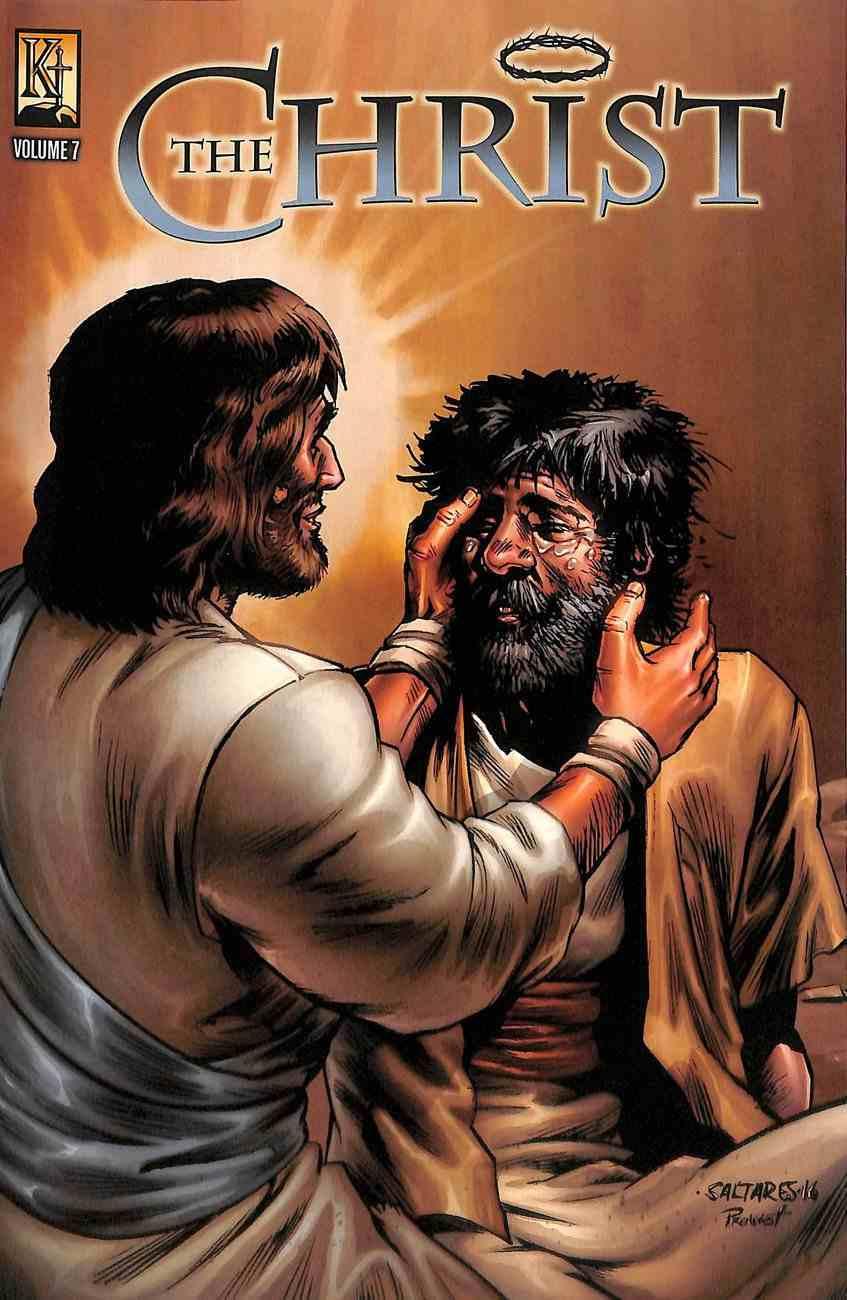 Kingstone Comic: The Christ #07 (Kingstone Comic (Bible Society) Series) Paperback