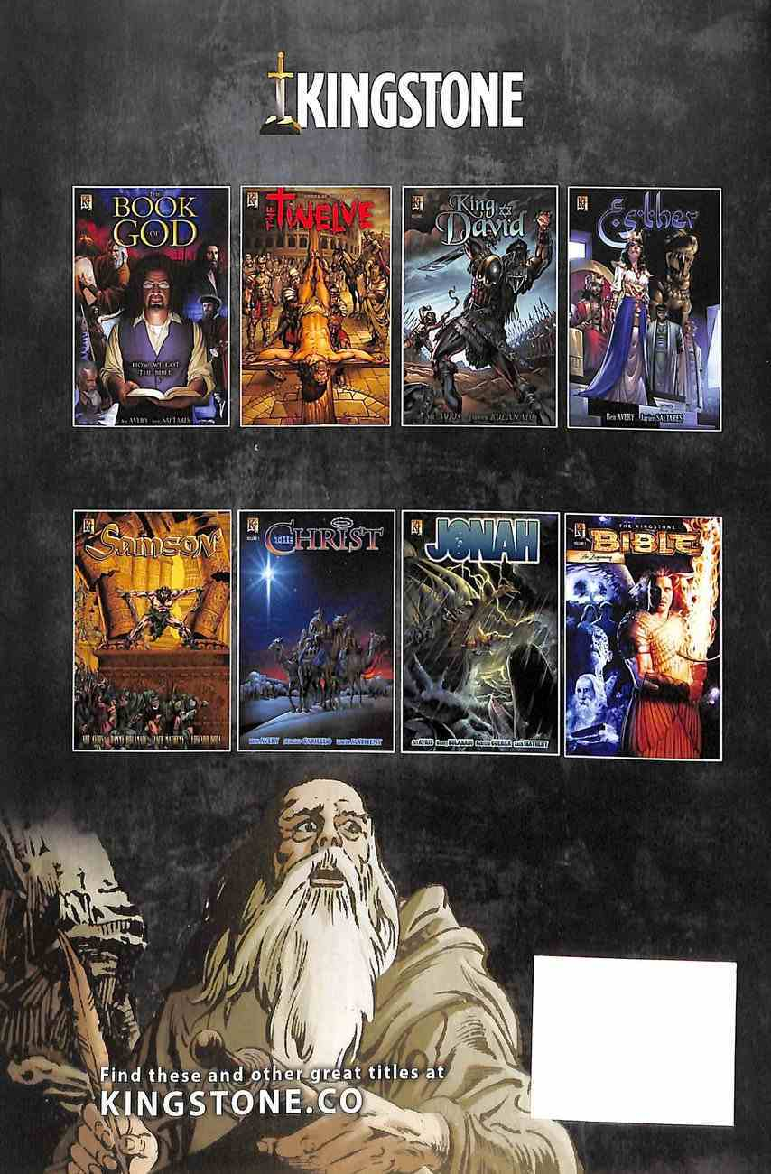 Kingstone Comic: The Christ #08 (Kingstone Comic (Bible Society) Series) Paperback