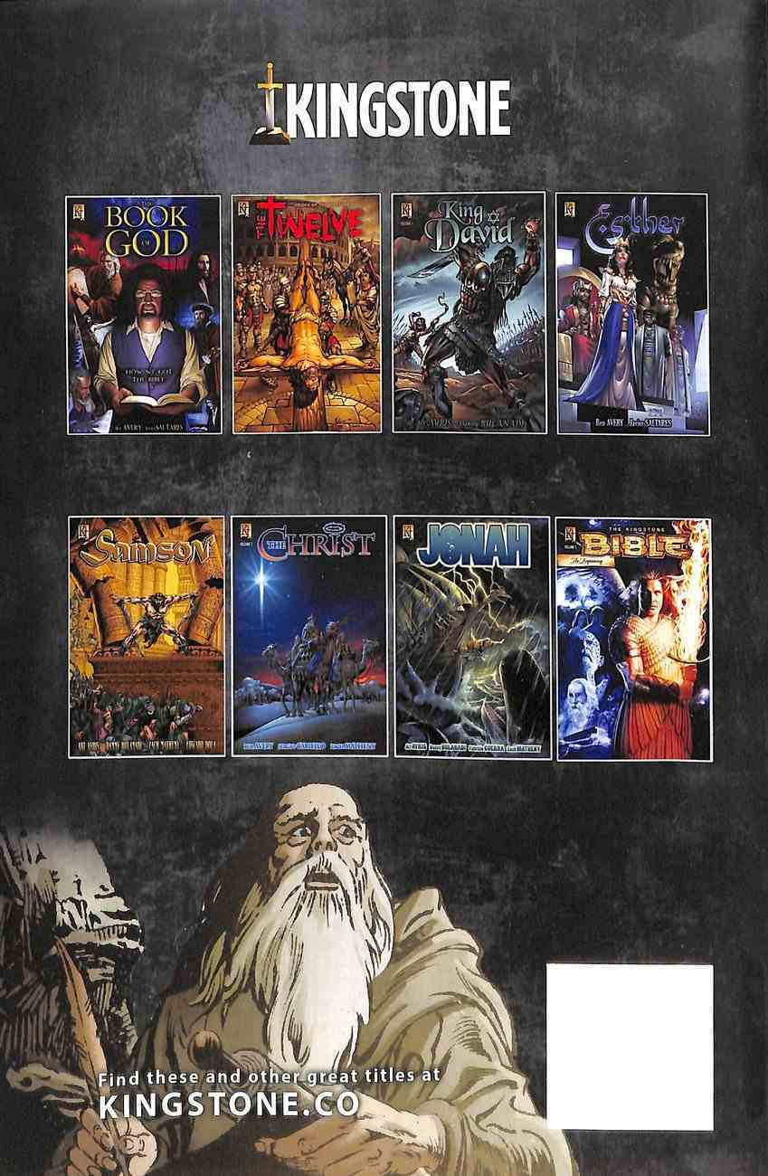 Kingstone Comic: The Christ #11 (Kingstone Comic (Bible Society) Series) Paperback