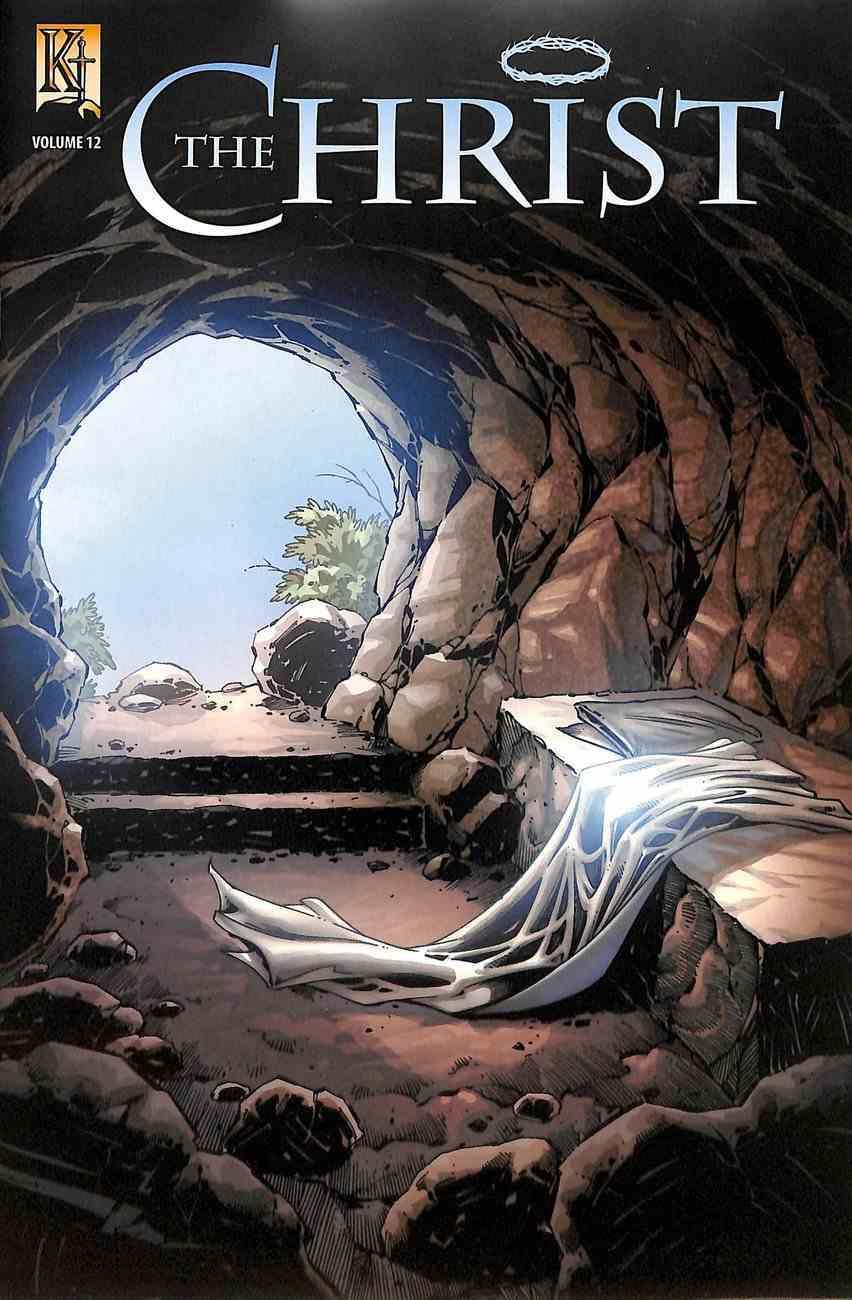 Kingstone Comic: The Christ #12 (Kingstone Comic (Bible Society) Series) Paperback