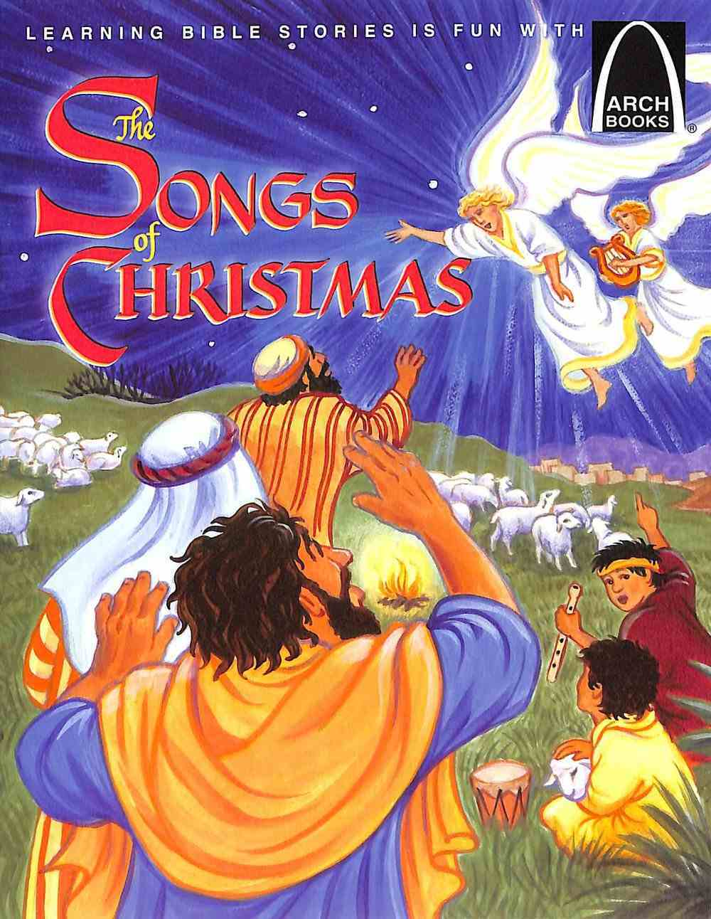 The Song of Christmas (Arch Books Series) Paperback