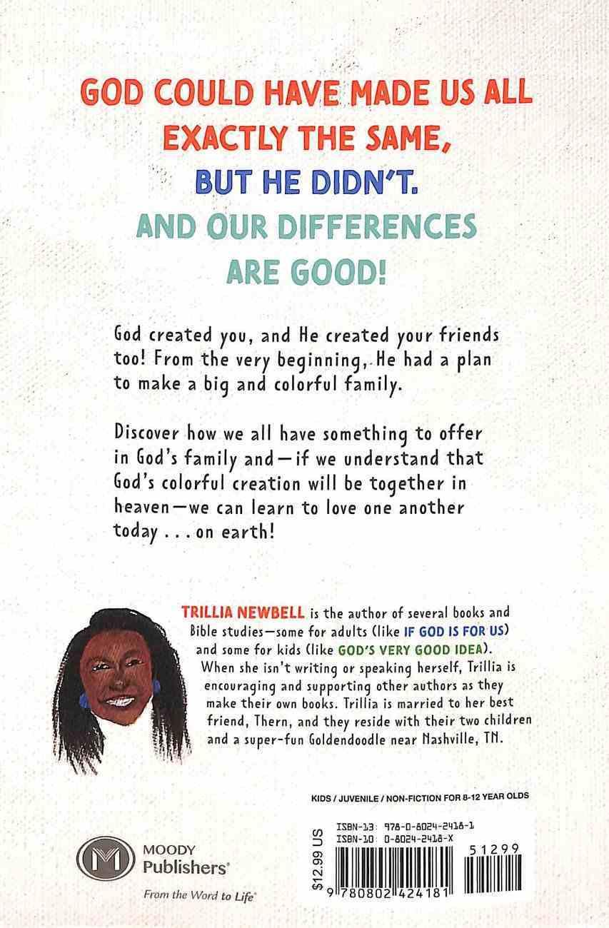 Creative God, Colorful Us Paperback