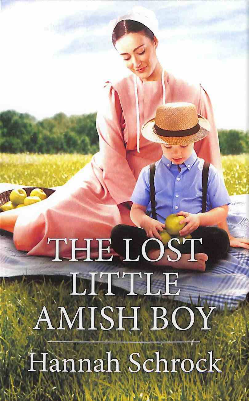 The Lost Little Amish Boy (Amish Singles) (Love Inspired Series) Mass Market