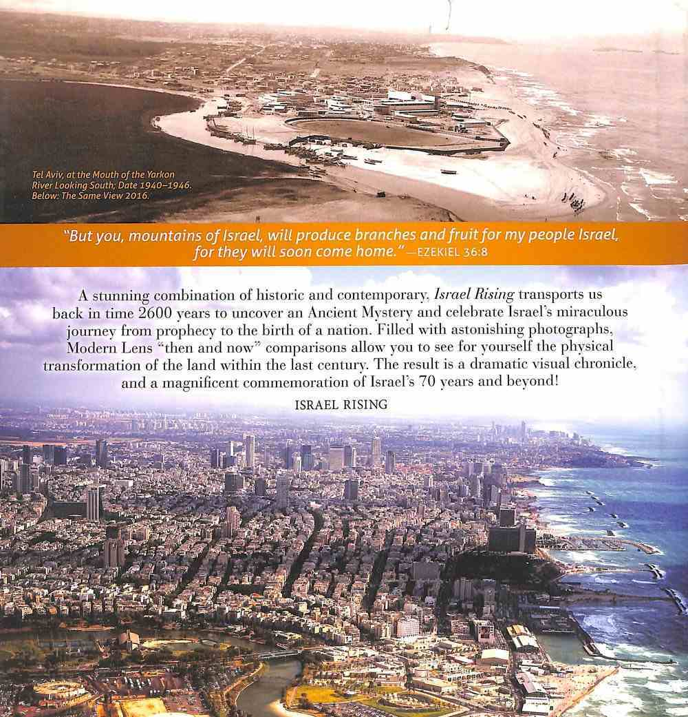 Israel Rising: The Land of Israel Reawakens (Ancient Prophecy Modern Lens Series) Hardback
