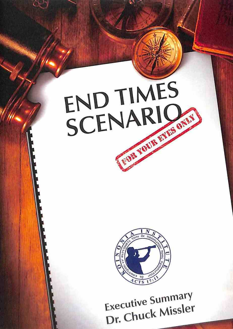 End Time Scenario (3 Dvds) DVD