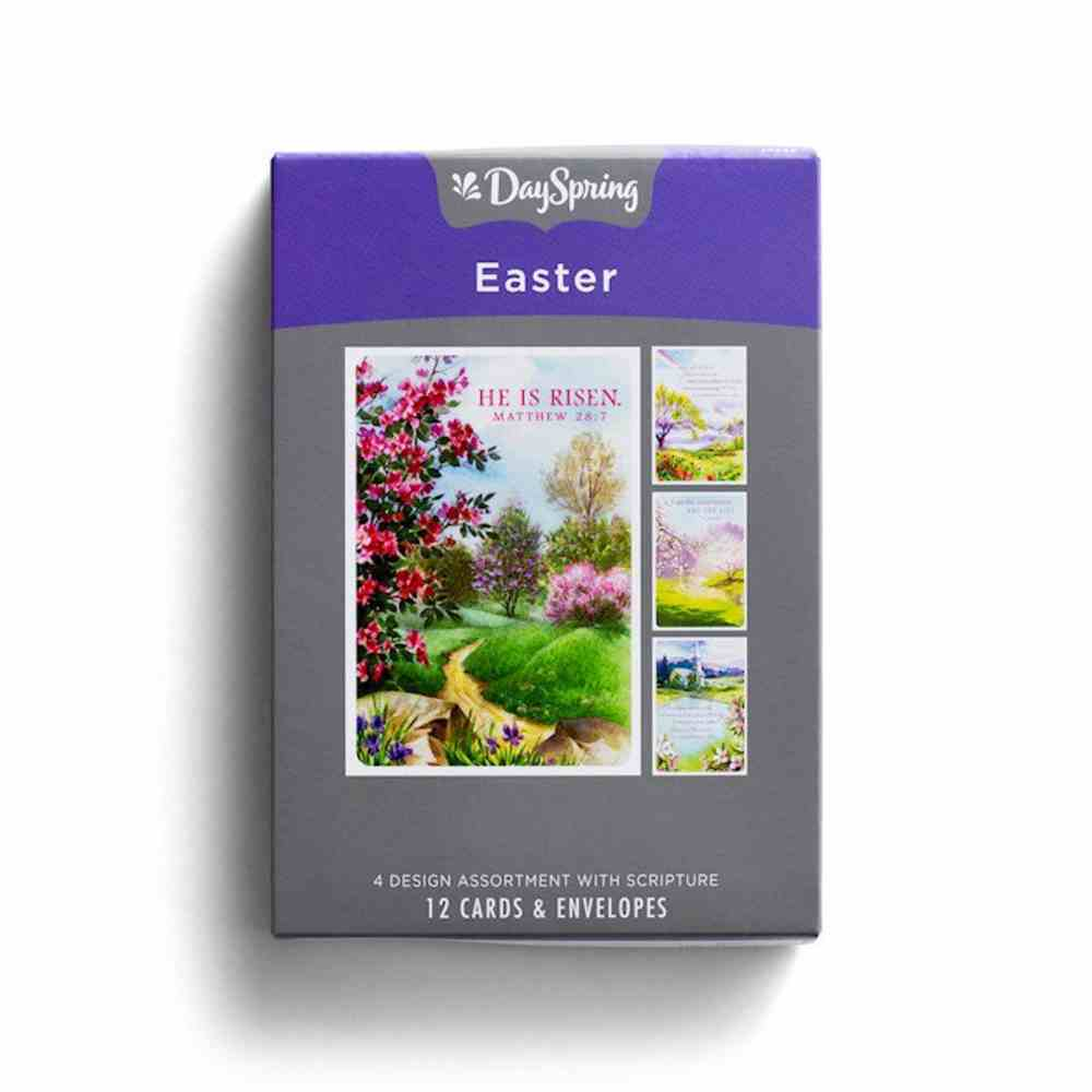 Boxed Cards Easter: He is Risen Box