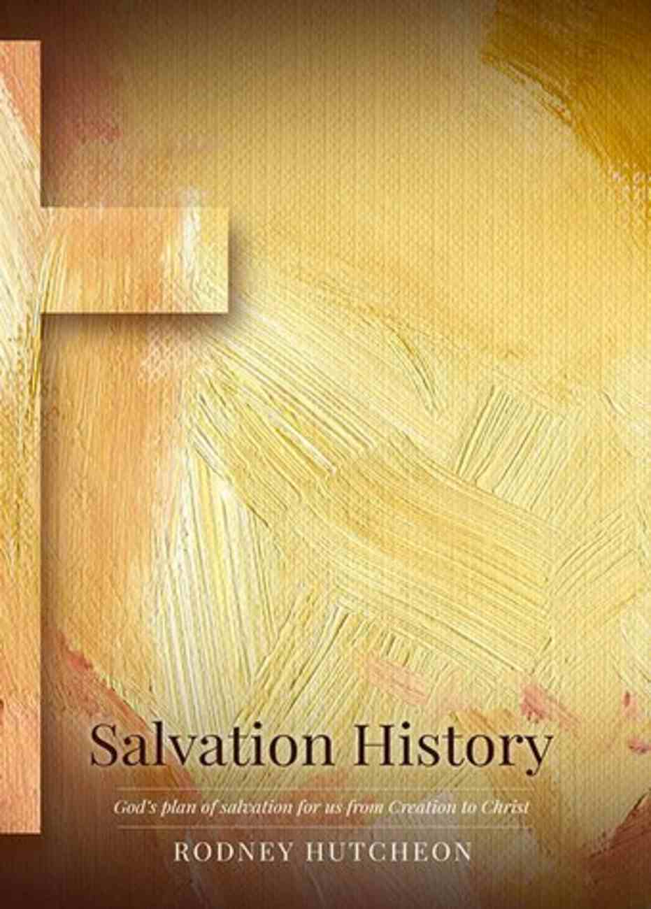 Salvation History Paperback