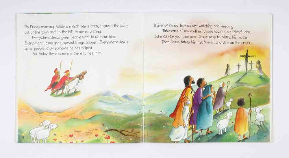 A Very Special Friend: The Story of the First Easter Paperback
