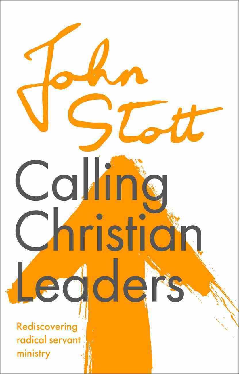 Calling Christian Leaders Paperback
