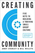 Creating Community, Revised And Updated Edition image